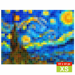 The starry Night XS