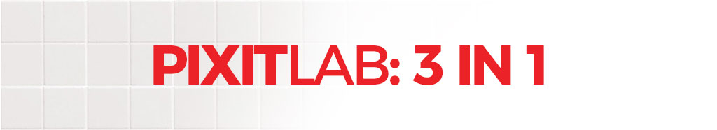 Pixitlab 3 in 1